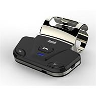 volante Bluetooth kit carro de apoio viva-voz Bluetooth mãos-livres conexão in-car 2 telefones