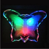 Butterfly Shape LED Night Light with US Plug