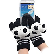 Qianjiatian®Panda Touch Gloves for Mobile Phones