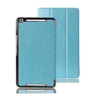 verlegen beer ™ 8 inch lederen cover stand case voor asus memo pad 8 me581c tablet assorti kleur