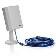 jman långväga usb wifi antenn inomhus / utomhus wi-fi adapter externt trådlöst upp till 3000m bort hot spots