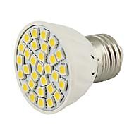 E27 4.5W 30x5050 SMD 380LM White Warm White LED Spotlight Bulb Lamp DC 12V