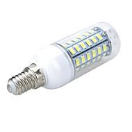 10W E14 LED Mais-Birnen T 56 SMD 5730 800-1000 lm Warmes Weiß / Kühles Weiß AC 220-240 V 1 Stück