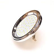Everbrite G53 7 W 51 SMD 2835 600 LM Warm White AR Decorative Spot Lights AC 85-265/AC 12 V