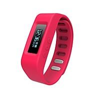 VeryFit M101B Smart armbånd Sundhedspleje / Vækkeur / Ulåst / Søvnmåler / Stopur Bluetooth 4.0