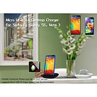 iMobi4 Universal Micro USB3.0 Desktop Dock Charger for Samsung Galaxy S5/ Note3 Assorted Colors