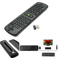 Air Mouse Keyboard 2.4GHz Wireless Gyroscope Handheld Remote Control for TV BOX PC Laptop Tablet Mini PC Game