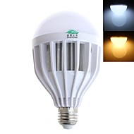 10W E26/E27 LEDボール型電球 G60 36 SMD 5730 800 lm 温白色 / クールホワイト 装飾用 交流220から240 V