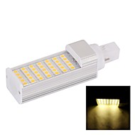 Ampoule Maïs Décorative Blanc Chaud G24 7 W 35 SMD 5050 630 LM 2800-3200 K AC 85-265 V