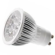 3W GU10 LED Spotlight MR16 1 High Power LED 200-250 lm Warm White / Cool White AC 85-265 V