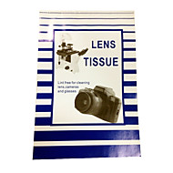 Cleaner Tissue for Camera Lens