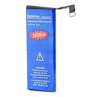 batteria di ricambio - IP5CB - 3030 - Apple - iPhone 5c - con caricabatterie