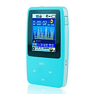 """Megafeis® E18 4GB 1.8"""" Inch LCD Screen Protable Mp3 Mp4 Media Music Player Skyblue"""