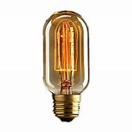 40w retrò lampadina 400lm industria incandescenza caldo stile lanterna bianca e27 (220v-240v)
