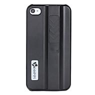 hhmm® düz renk plastik iphone4 / 4s zor durumda (çeşitli renklerde)