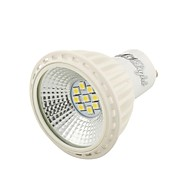 youoklight® gu10 5W 380lm 9-2835 smd warm wit / wit LED-spot - wit (AC 100 ~ 240V)