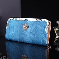 faux bolsa das mulheres personalizadas do presente de couro de metal (no prazo de 10 caracteres)