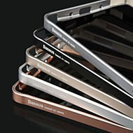 baseus® ultracienki lotniczy stopu aluminium zderzaka ramy twarde etui do Samsung Galaxy Note 4
