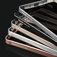 baseus® υπέρλεπτων αεροδιαστημική κράμα αλουμινίου πλαίσιο προφυλακτήρα σκληρή θήκη για Samsung Galaxy Note 4