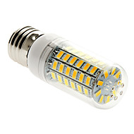 1 pcs E26/E27 15W 69 SMD 5730 1500 lm Warm White T LED Corn Lights AC 220-240 V
