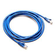 20m 65.6ft rj45 cat5 maschio al cavo del computer router a banda larga di rete internet maschio ad alta velocità