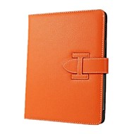 iPad 2/iPad 4/iPad 3 compatible Solid Color/Special Design Genuine Leather Smart Case Cover s/Envelope Cases