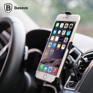 BASEUS® Specially Designed 360 Degree Rotatable Dedicated Car Air outlet Mount Holder for iPhone 6