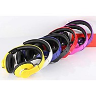 NOVEL Style Over Ear Foldable Bass Headphone with Microphone for Phones (Assorted Color)