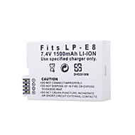 LP-E8 Battery For Canon Eos 600D 550D