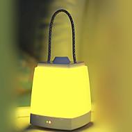 小型のポータブルランプ110V-220Vと省エネ主導充電式5ワットの緊急(アソートカラー)
