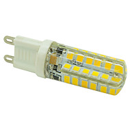 G9 4W 48 LED Bulb 410LM 2800-6500K 2835 SMD Silicone Chandelier Crystal Lamp Corn Light Home Lighting AC 220V-240V