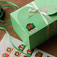 multifunción navidad estilo sellado decorativos pegatinas bricolaje hornear (8 pegatinas / pcs)