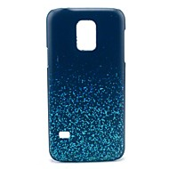 Varten Samsung Galaxy kotelo Kuvio Etui Takakuori Etui Liukuvärjätty PC Samsung S5 Mini