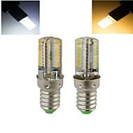 7W E14 Ampoules Maïs LED T 64 SMD 3014 1536 lm Blanc Chaud / Blanc Froid AC 100-240 V 1 pièce