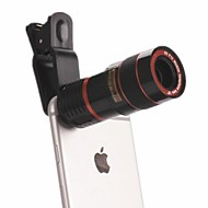 Telescope 8X Zoom Camera + Case Holder for iPhone6 plus and Samsung