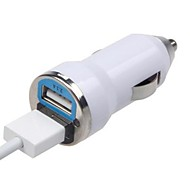 universell dual usb mini billader for iPhone 6 / iphone 6 pluss / 5 / 5s / 5c / ipad5 og andre
