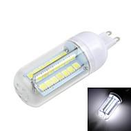 10W G9 LED-maïslampen T 56 SMD 5050 800-1000 lm Warm wit / Koel wit AC 220-240 V 1 stuks