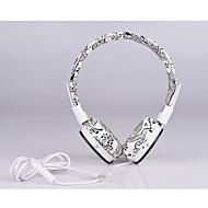Auricolari e cuffie - Cuffie(gancio per l'orecchio) Con fili - con Dotato di microfono/DJ/Da gioco -Lettore