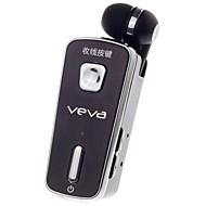 evea v6 3.0 עם EDR קליפ צווארון לאוזניות Bluetooth לiphone6 / 6plus / 5 / 5S והתקנים ניידים אחרים (צבע שונים)