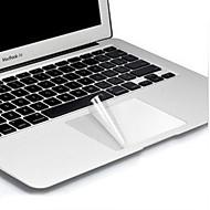 """film de pavé tactile pour animaux de compagnie de protection pour MacBook Air Pro rétine 13.3 """"/15.4"""" -haute transparente"""