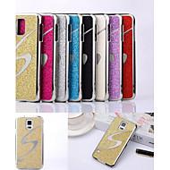 wysokiej jakości błyszczące aluminium luz metal tylna pokrywa przypadku s-typy dla Samsung Galaxy S5 i9600