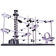 SpaceRail Level 1 Rail 5000mm DIY Spacewarp Erector Set Building Kit Educational Roller Coaster Toys