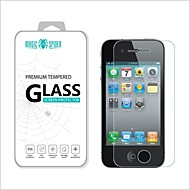 Magic Spider®0.2mm 2.5D Private Brand Damage Protection Tempered Glass Screen Protector for iPhone 4/4S