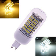 Ampoule Maïs Blanc Chaud/Blanc Froid ding yao 1 pièce G9 12 W 144 SMD 3528 1200 LM AC 100-240 V