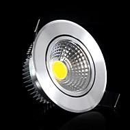 3W Luci da soffitto 1 LED ad alta intesità 300-330ml lm Bianco caldo / Luce fredda Intensità regolabile / DecorativoAC 220-240 / AC