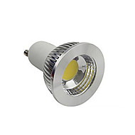 1 pcs GU10 6W 1X COB 1100LM 2800-3500/6000-6500K Warm White/Cool White Spot Lights AC 220V