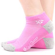 Socken Fahhrad Atmungsaktiv Antibakteriell Damen Baumwolle Coolmax