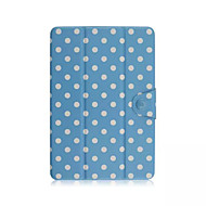 Origami Cases Round Dots PU Leather Full Body Case with Stand for iPad mini/mini2/mini3(Assorted Colors)