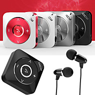 qcy esporte estéreo fone de ouvido bluetooth fone de ouvido música de auscultadores sem fios com microfone para iphone 6 / 6plus / 5s / S6