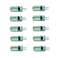 10pcs G4 2.5W 48x3014SMD 180LM 3000K/6000K WarmWhite/Cool White Light LED Corn Bulb(AC200-240V)